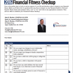 2016 Financial Fitness Checkup