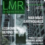 LMR – Man Made Earthquakes – October 2016